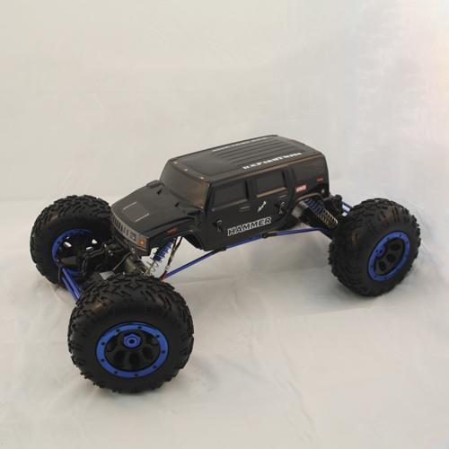 Радиоуправляемый джип-краулер HSP Climber Electric Crawler 4WD 1:8 - 94880T3 - 2.4G (65 см)